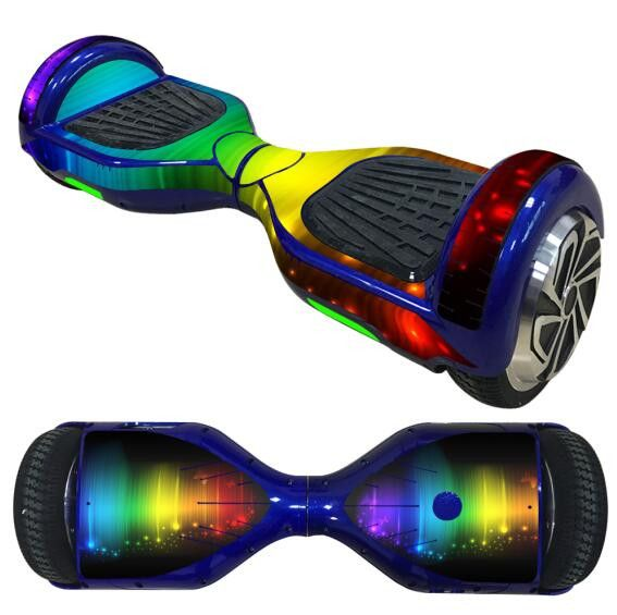 With Bluetooth: No With USB: No Model Number: TN-SBS-0021 Decorate and beautify your Hoverboard. Fit for:6.5 inch Hoverboard Package includes : 2 piece skin sticker for left and right side. Installion