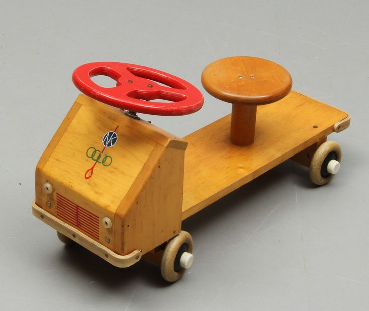 Images for 56777. LEKSAKSBIL, märkt Nordiska kompaniet, 1960-tal. – Auctionet