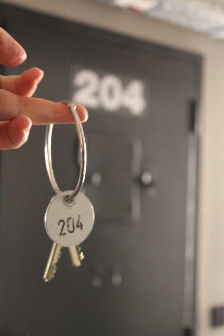 Gevangenis Hotel Hoorn: Einmal gesiebte Luft atmen, bitte!