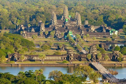 5. #Angkor Wat, #Cambodia - 9 Popular #Tourist Attractions Being Destroyed by Tourists