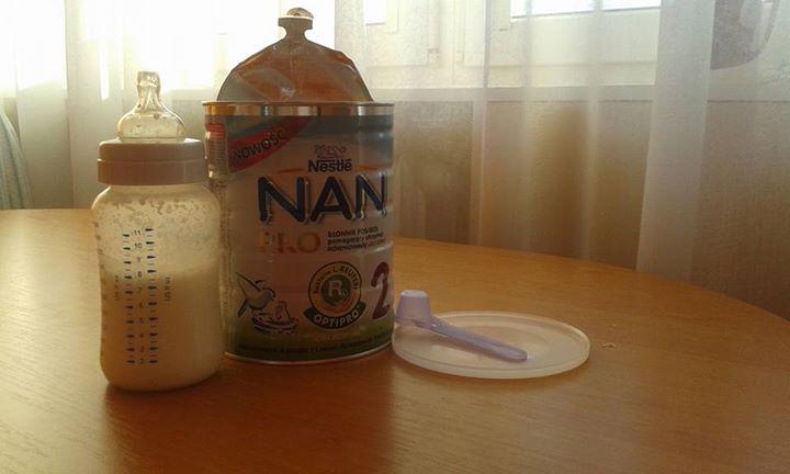 Testujemy  #NANPRO2 #L.reuteri #spokojnybrzuszek https://www.facebook.com/photo.php?fbid=954728247919762&set=o.145945315936&type=3