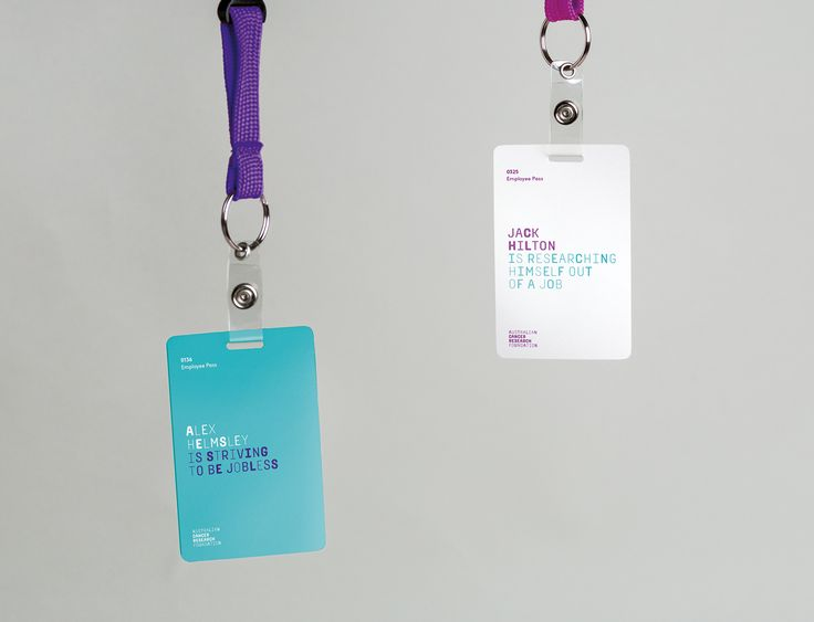 Australian Cancer Research - Branding