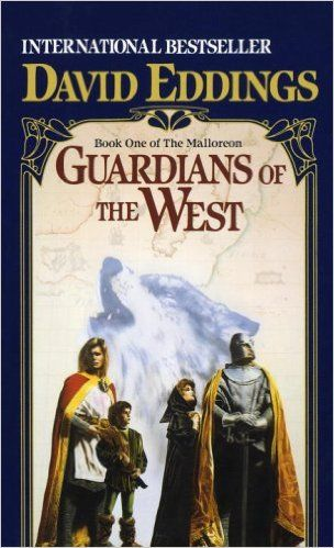 75 best books ive enjoyed images on pinterest fantasy books guardians of the west the malloreon book 1 david eddings 9780345352668 fandeluxe Gallery