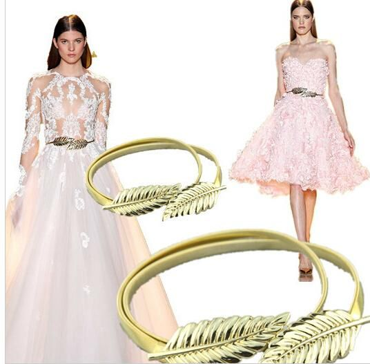 Choosing wholesale cheap adjustable zuhair murad matching gold/silver leaves belts cheap high quality for wedding dresses belt bridal sashes online? DHgate.com sells a variety of wedding sashes for you. Buy now enjoy cheap price.