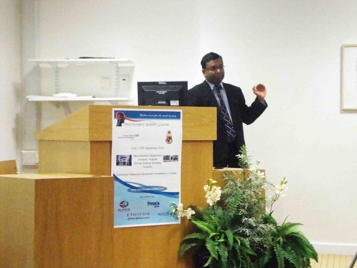 https://flic.kr/p/z2adwE | Naren Ganesalingham 03 Neurosurgery Update 2015 | New Dates for 2016 3rd – 9th October 2016 Coventry, United Kingdom University Hospital Neurosurgery Update Course  Providing education, inspiration and continuing learning development for doctors in neurosurgery who wish to ensure that their diagnostic and surgical skills are current and evidence-based in areas of Neurosurgery and other relevant topics in Neuroradiology, Neurology, Neuro-anaesthesia, etc.   Course…