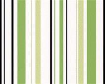 Vinylové tapety na stenu - BIELA, ZELENÁ 2594-31 - 0,53m x 10,05m