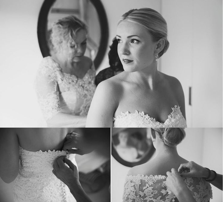 Dressing up for my weddingday. Once in a lifetime. It was a magical wedding. A cuban farm wedding. So much love. My dress is from La sposa. Look at my weddingblog: http://www.margriet-fotografie.nl/blog/tess-jairs-wedding
