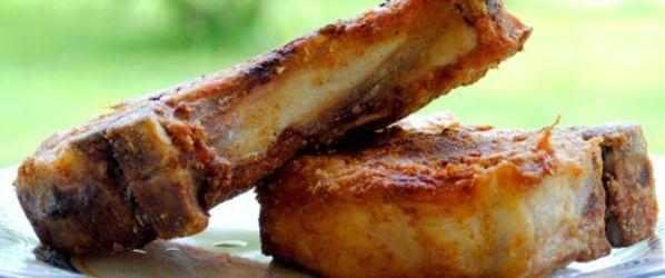 Pan-Fried Pork Chops Recipe - Genius Kitchen