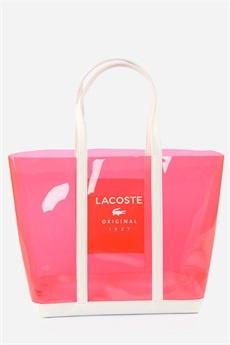 Lacoste Transparent Bag