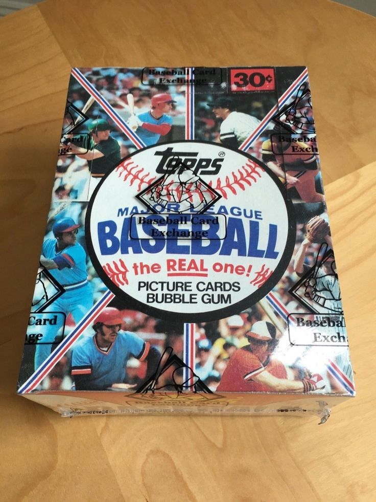 1981 topps baseball wax box bbce psa 10 ryan 2312