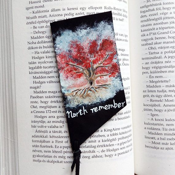 Check out this item in my Etsy shop https://www.etsy.com/listing/535797130/game-of-thrones-bookmark-weirwood-tree
