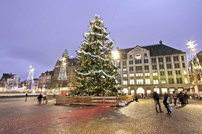 Een kerstbreak in Amsterdam is altijd leuk, zeker met het Amsterdam Light Festival.