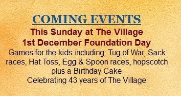 Sunday 1st December 2013 - Celebrating 43 years.  #fun #games #celebration #BirthdayCake #hopscotch #TugofWar #SackRaces