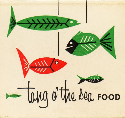 Tang o' the Sea by jericl cat, via Flickr #illustration