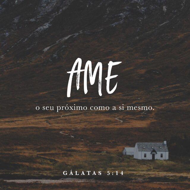 Gálatas 5:14