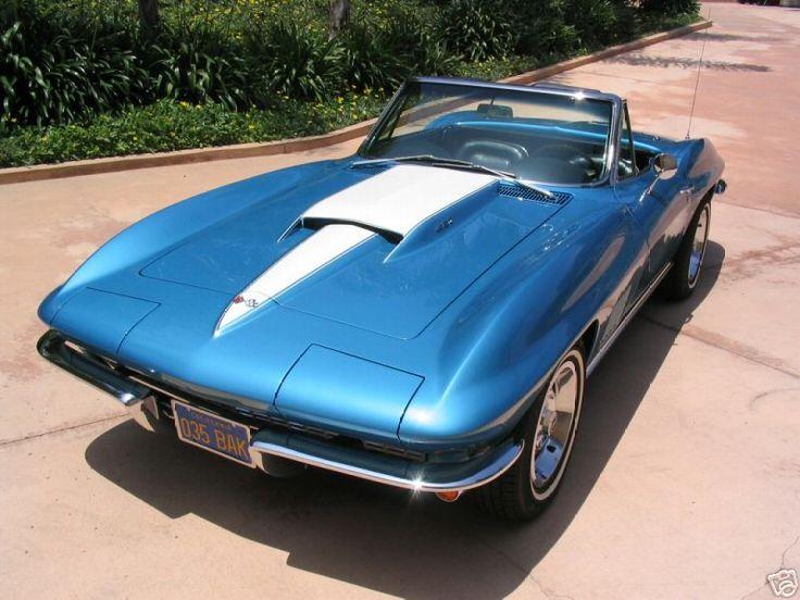 67 Corvette, one of my dream cars!!!