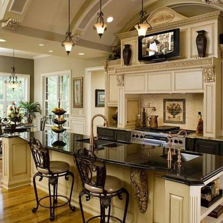 Beautiful Kitchen Design Shared By Garden_of_make_believe