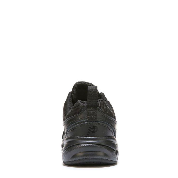 New Balance Men's 609 V3 Memory Sole X-Wide Sneakers (Black)