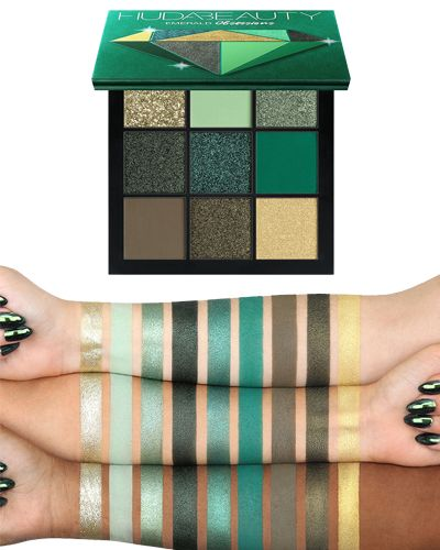 Huda Beauty Unveils Precious Stones Collection for Fall