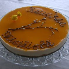 Mango-juustokakku - Kotikokki.net - reseptit