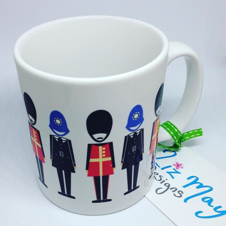 Looking for #fathersday #gifts them look at this fantastic mug designed by Liz May Designs