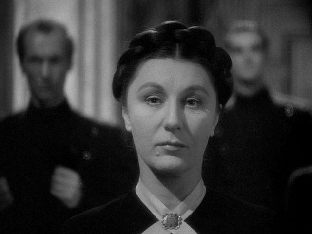 Rebecca: Periodic Film, Favorite Villains, Dame Judith, Judith Anderson, Le People, Rebecca 1940, Movie, Alfred Hitchcock, Dastardly Villains