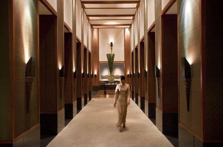 The Sukhothai Hotel - Hotel Receptionist http://www.boutiquebangkok.com/bangkok/the-sukhothai-bangkok