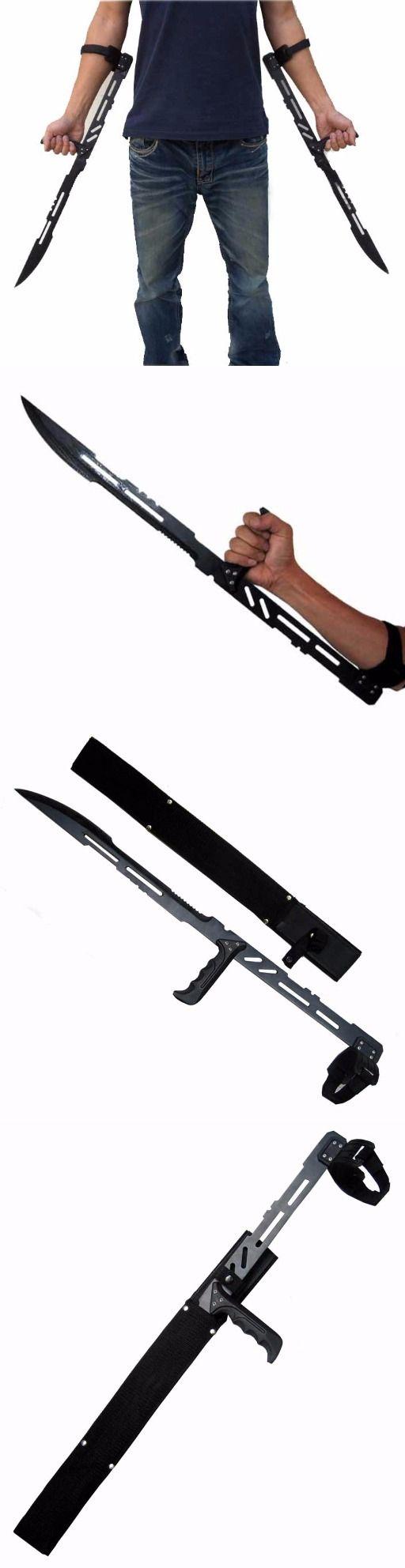 Ninja Forearm Blade Knife @thistookmymoney