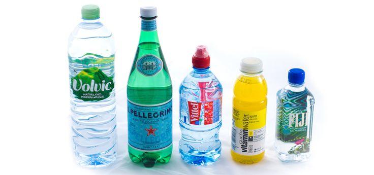 Leitungswasser trinken ist besser als Trinkwasser in Plastikmüll