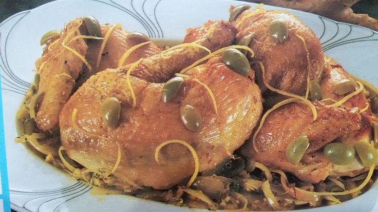 Il pollo al limone e zenzero è un piatto nutriente, abbastanza calorico ma adatto in caso di diete in quanto lo zenzero favorisce una rapida digestione
