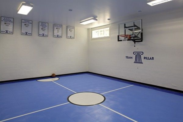 Never have to worry about the weather again with this for Buy indoor basketball court