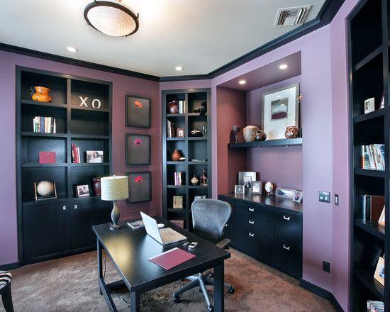 Similar Colours Used In My Home Office   In Feng Shui Purple Symbols    Prosperity U0026 Wealth
