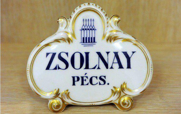Zsolnay logo