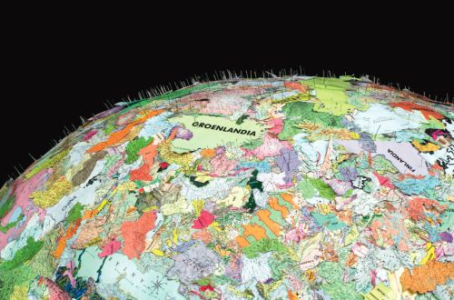 Eduardo Abaroa, We just need a larger world, from the Uneven Geographies Show at Nottingham Contemporary