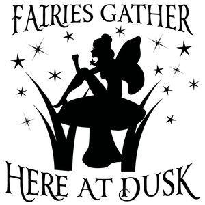 Silhouette Design Store - Search Designs : fairies