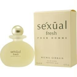 Sexual Fresh By Michel Germain Edt Spray 2.5 Oz *tester