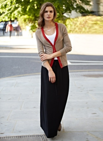 Maxi Skirt | Skirt | Baukjen #baukjenaw12