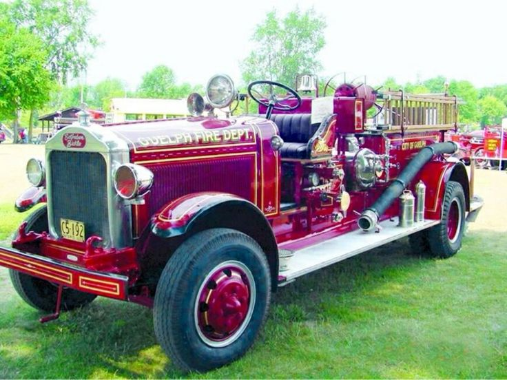 8023 Best Fire Trucks Vintage Awesome Images On Pinterest Fire Apparatus Fire Engine And