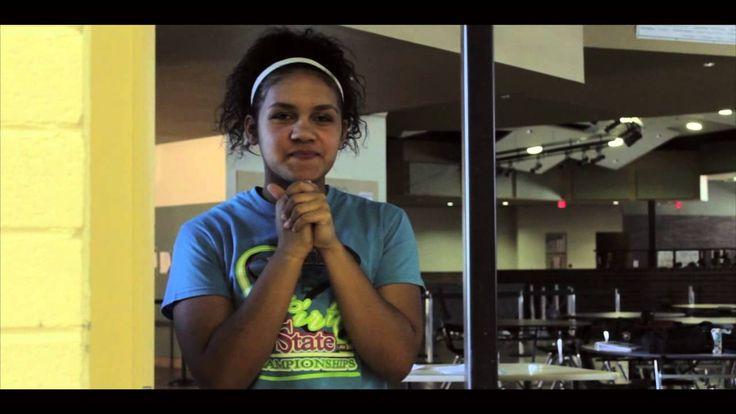 Verrado HS cheerleading video ROAR!!!! OMG i love this video;) good for her!!!