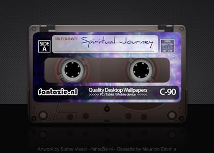 Cassette Spiritual Journey