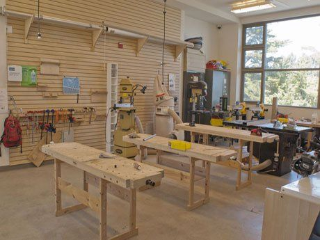 Jennifer Cooper, designer, maker and gardening teacher, presents a practical approach to defining and designing the right makerspace for your school.