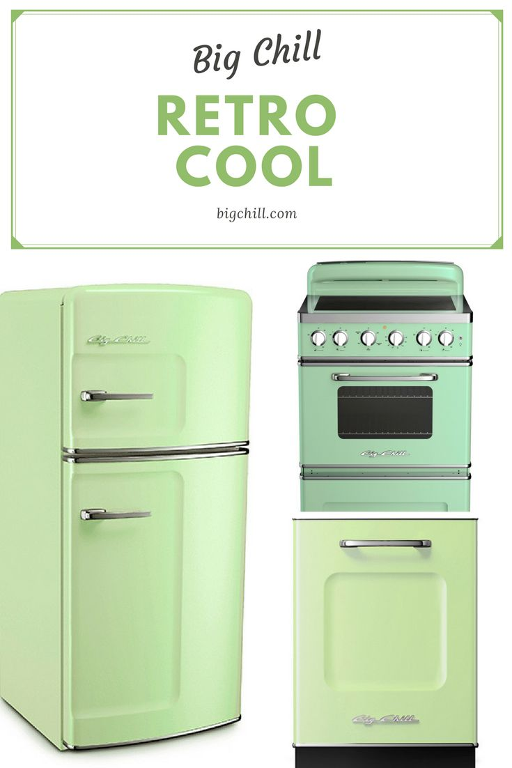 Retro Kitchen Appliance 17 Best Images About Great Retro Kitchens By Big Chill On