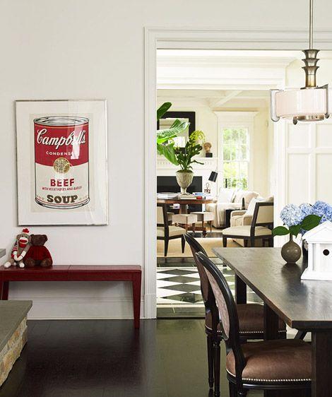 Attractive Preppy Home Decor Blogs | East Hampton Preppy Home | Daily Dream Decor