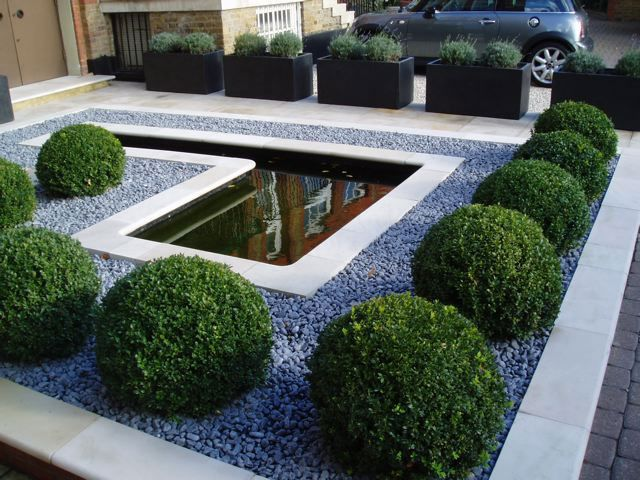 Award Winning Urban Garden by Mimosa Landscapes Ltd