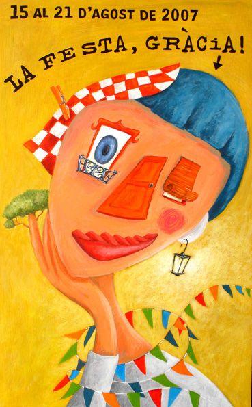 ilustraciones elena feliu: carteles