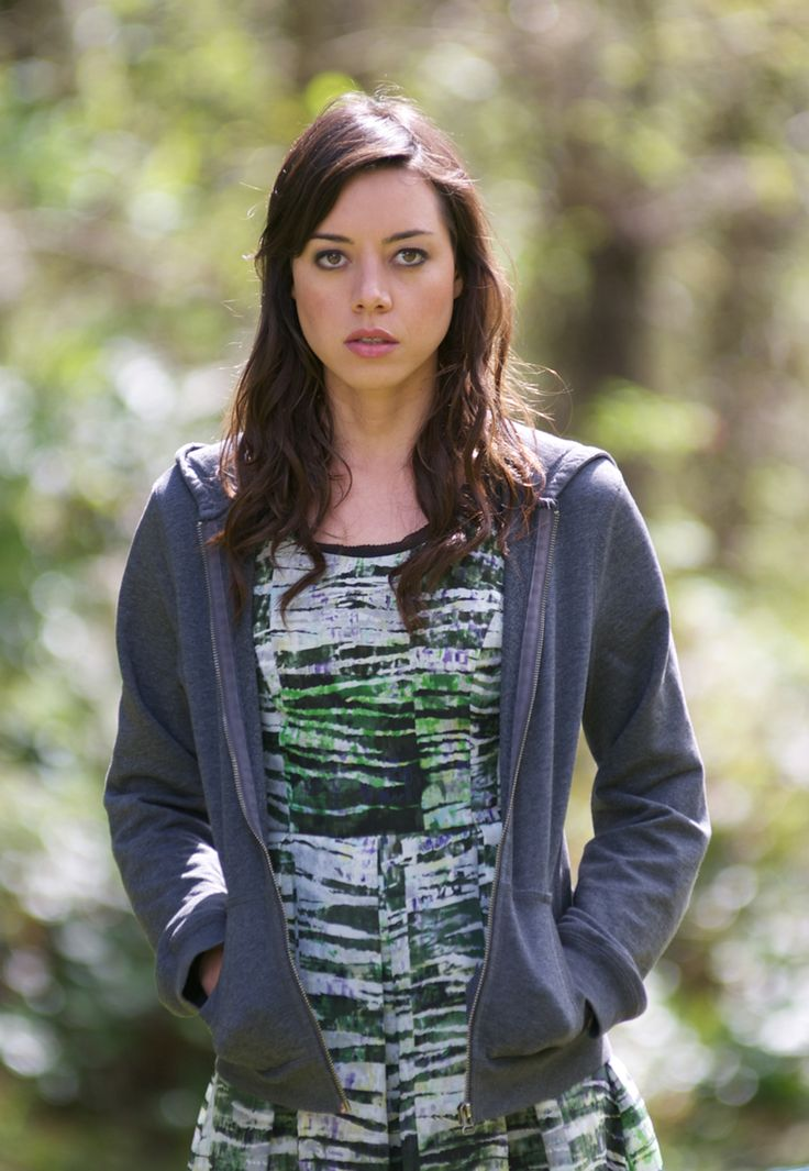 "Aubrey Plaza stars as Darius in ""Safety Not Guaranteed"