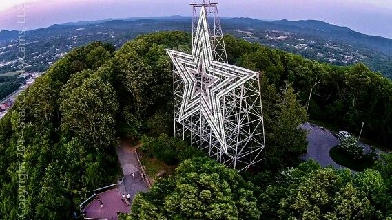Roanoke Star ~ Mill Mountain ~ Roanoke ~ Virginia