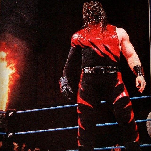 Wwe Kane 2000