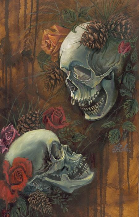 Skulls & Pinecones
