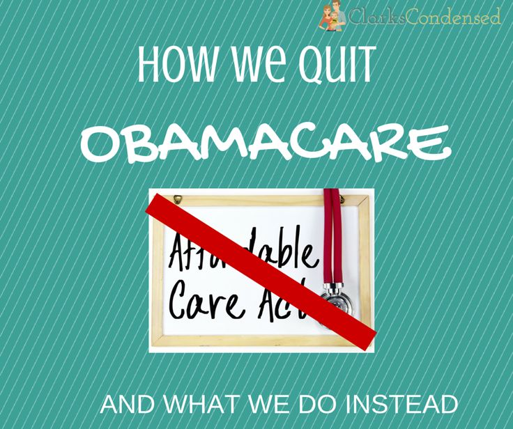 5 Year Term Life Insurance Quotes: How We Quit Obamacare